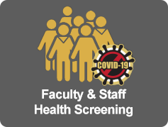 Faculty/Staff Screening