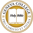 Geneva College Seal