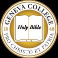 Geneva College Seal