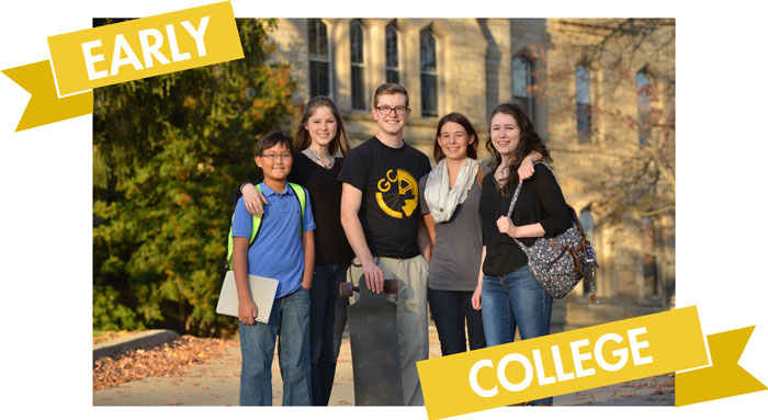 Early Collegedual Enrollment Geneva College A Christian College