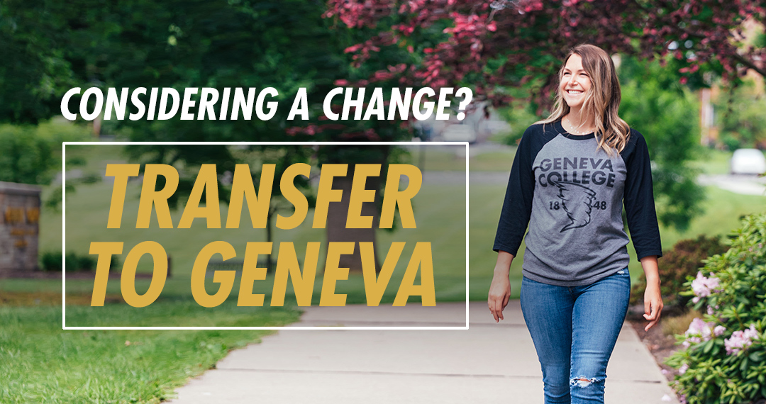 Transferring as a grad student?