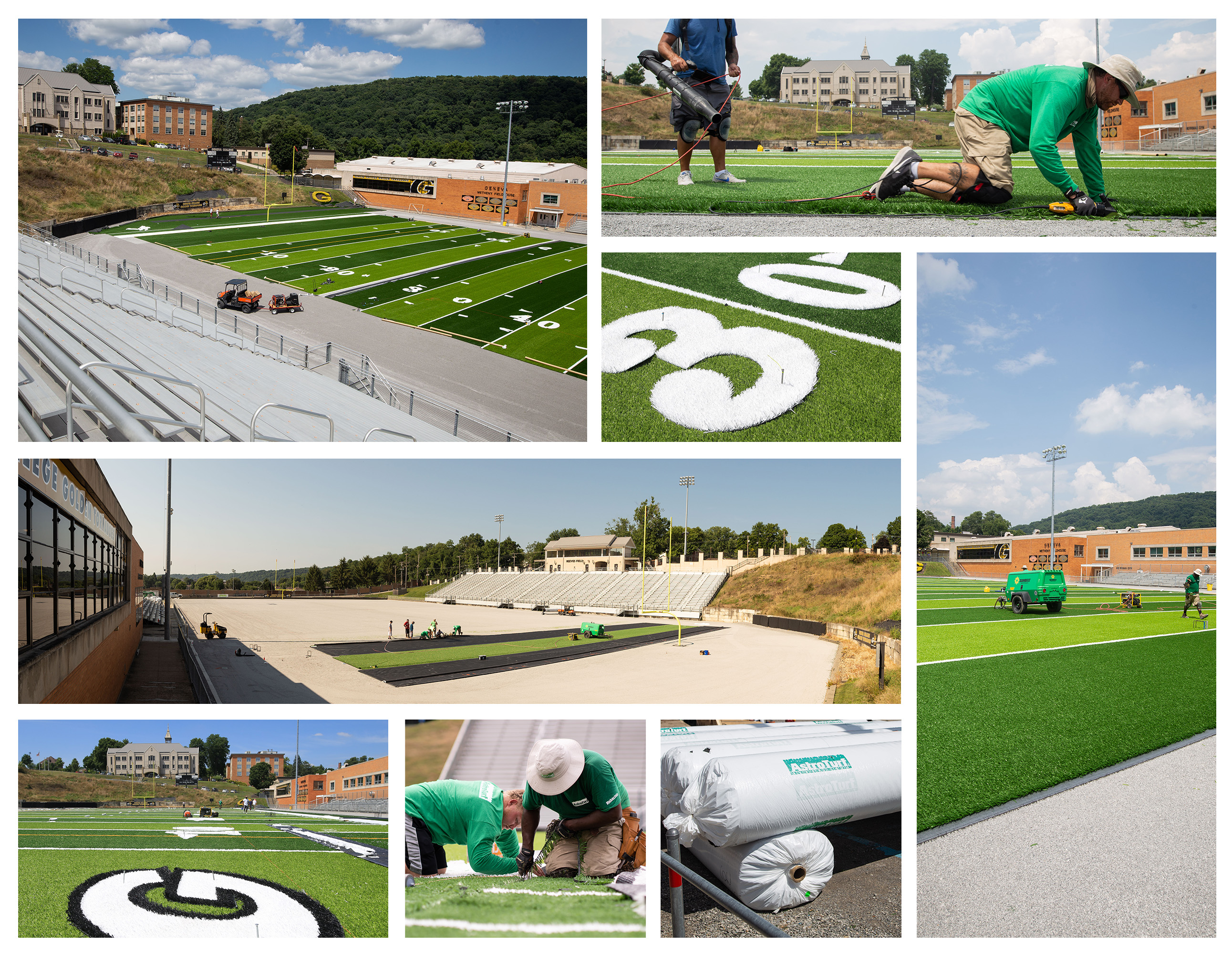 Reeves Turf Project