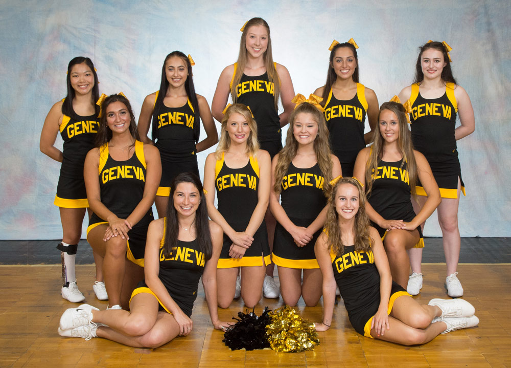 2017 Cheerleaders