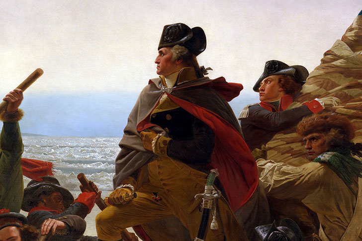 George Washington Famous Quotes During American Revolution: What Made George Washington Such A Great Leader