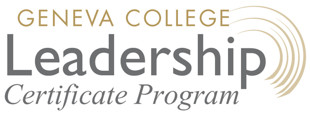 Leadership Certificate - Geneva College, a Christian College in ...
