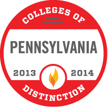 College of Distinction Pennsylvania