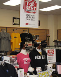 Geneva College Bookstore
