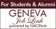 Click here to open the Geneva Job Link.