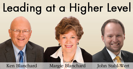 The 2011 Leadership Conference features Ken and Margie Blanchard and John Stahl-Wert as speakers.