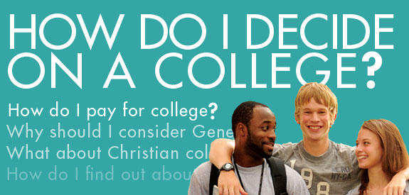 Join us for the college search reception on February 26 at 10 a.m.