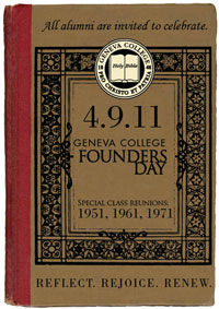 Click here for more information on Founders Day and to register.