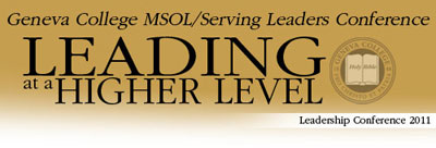 Join us for the MSOL/Serving Leaders Conference