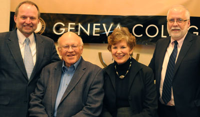 Leadership Conference 2011 - John Stahl-Wert, Ken and Margie Blanchard, Jim Dittmar