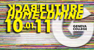 Homecoming 2011 - Back to the Future