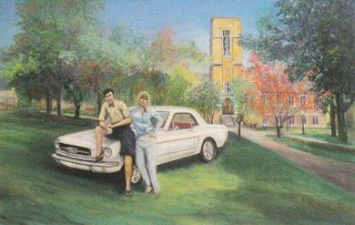 Geneva Love Stories - Geneva College, a Christian College in