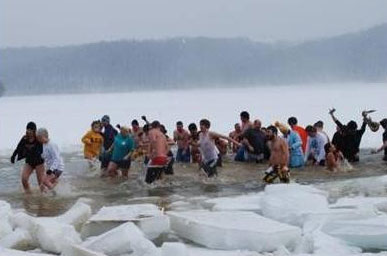 Pittsburgh Polar Plunge