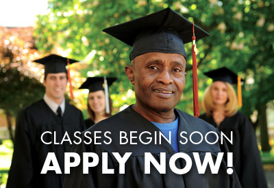 Classes Start Soon Apply Now!