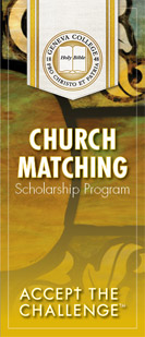 Church Match Scholarship Program