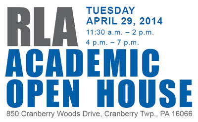 Open House at the RLA in Cranberry