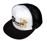 Free Geneva Snapback hat with each ticket