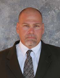 Assistant Football Coach Mike Pinchotti