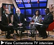 View Cornerstone TV interview on CARE Conference