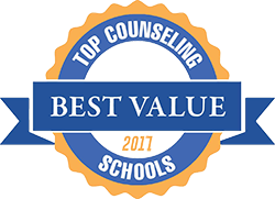 Top Counseling School Award