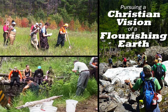 Pursuing a Christian Vision of a Flourishing Earth