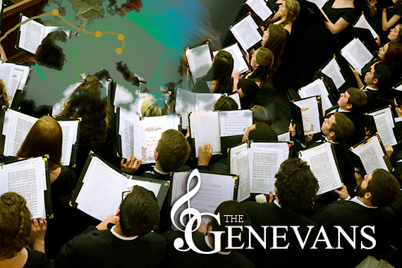 "The Genevans Celebrate 80th Anniversary With ""Soli Deo Gloria"" Concerts"