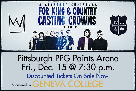 get discounted tickets for headliners for king country casting crowns at genevaedu - Casting Crowns Christmas Songs