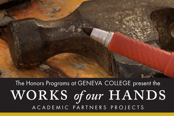 "Honors Student Research Focus of ""Works of Our Hands Week"""
