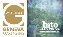 Geneva Magazine hits the stands