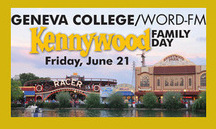 Family Day at Kennywood on June 21