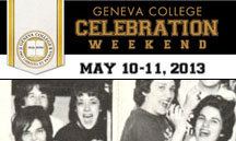 50- and 60-year alumni invited to Celebration Weekend