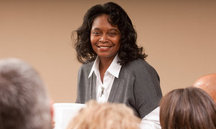 Organizational Leadership professor named a 2013 Woman of Excellence