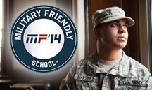 Geneva College awarded 2014 Military Friendly Schools ® designation