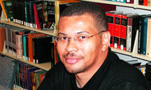 Theology professor and author Dr. Vincent Bacote to speak at Geneva