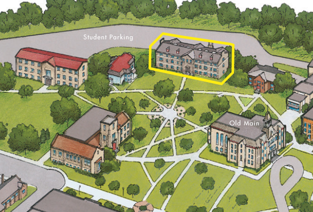 Geneva College Campus Map.Mckee Hall Geneva College A Christian College In Pennsylvania Pa